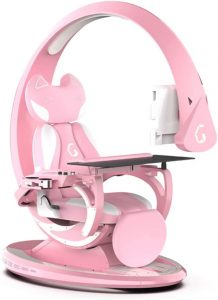 Gamer Girl Room Setup: Pink Cute Aesthetic Gaming Decor Concepts